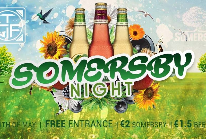 Coverfoto 'Somersby Night'