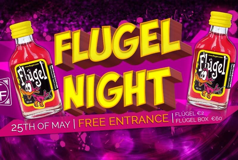 Coverfoto 'Flügel Night'