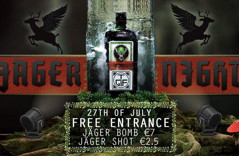 Coverfoto 'Jäger Night'