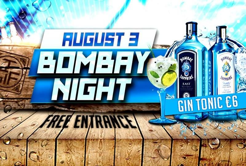 Coverfoto 'Bombay Night'