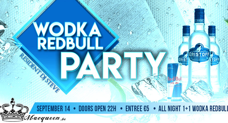 Coverfoto 'Wodka Redbull Party'