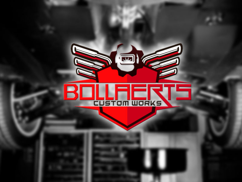 Logo 'Bollaerts Custom Works'