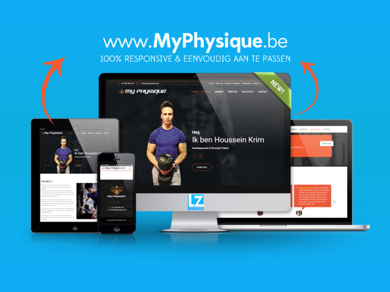 Website 'My Physique'