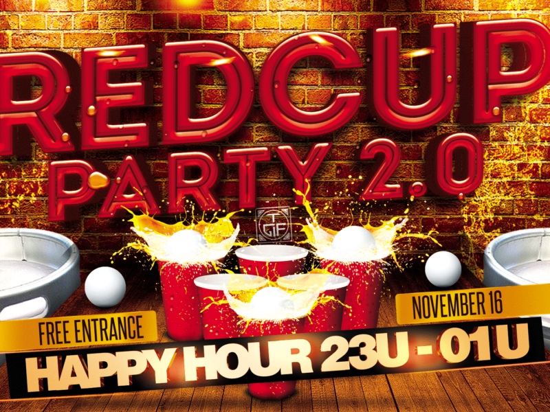 Coverfoto 'Red Cup Party 2.0'